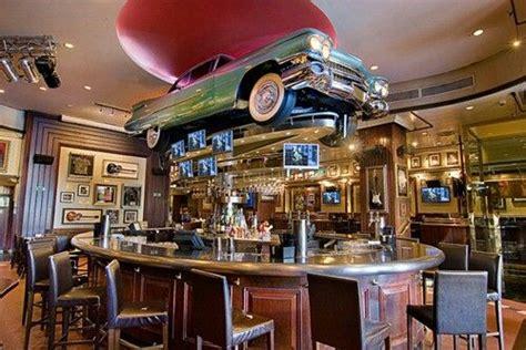 Dress Hrc 83 the cadillac bar at rock cafe car lounge