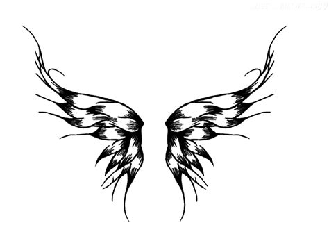 tattoo wings png tattoo wings png clipart best