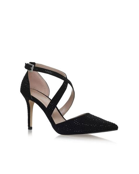 Ascot Heels By Carvela At Kurt Geiger 2 by Carvela Kurt Geiger Kross2 High Heel Sandals In Black Lyst