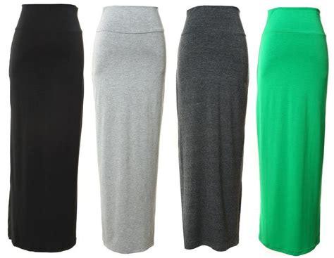 free shipping womens jersey maxi dress skirt
