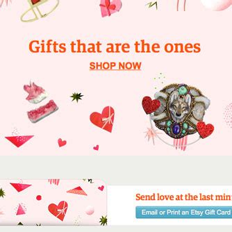 Buy Etsy Gift Card - australian etsy customers can now buy gift cards