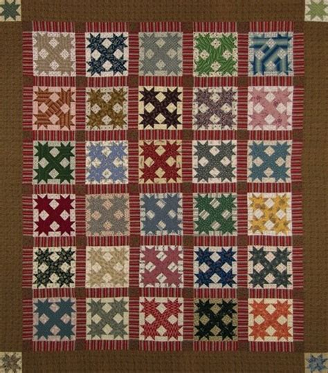 17 best images about turkey track quilts on