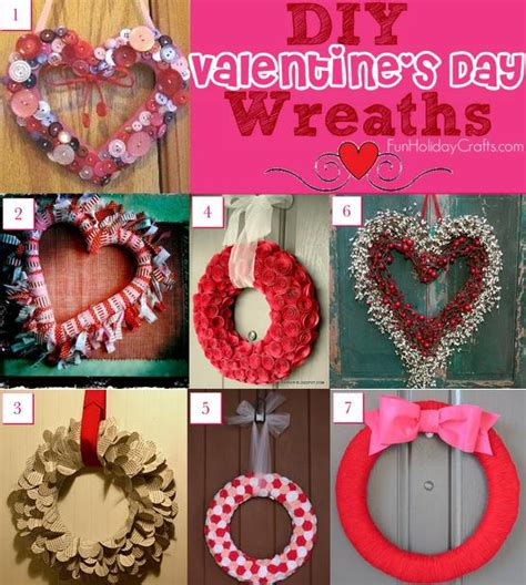 Easy Home Halloween Decorations by Diy Valentine S Day Wreaths