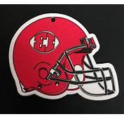 East Islip Football Helmet Car Air Freshener  Stinky