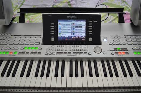 Keyboard Yamaha Tyros 2 yamaha tyros 2 image 669646 audiofanzine