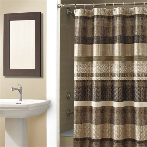 Standard Size Shower Curtain by Standard Shower Curtain Rod Length Scifihits