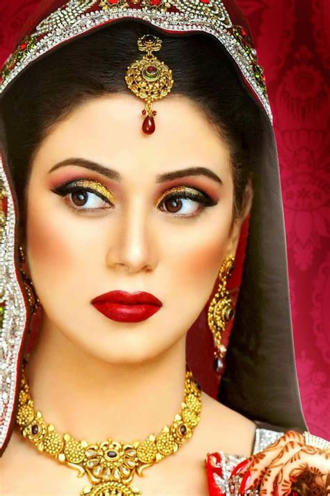 bridal make up trends for 2014 by ambika pillai youtube indian beautiful dulhan bride hd wallpaper images pics