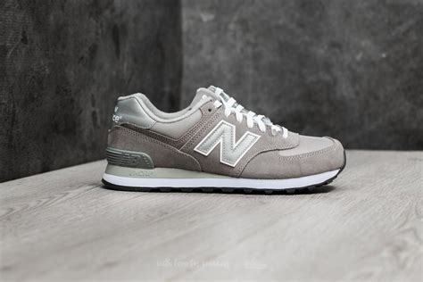 New Balance 574 Grey new balance 574 grey white footshop