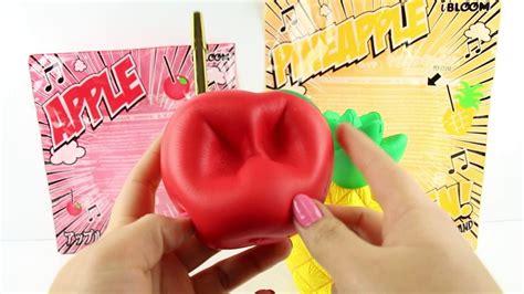 Squishy Apel Gigit Apple Squishy ini dia lima squishy termahal kamu punya