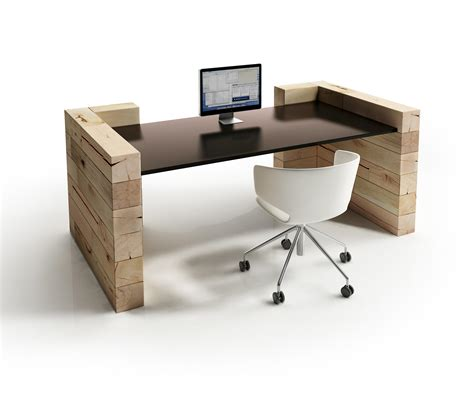 pc desk design craftwand 174 office desk design trestles from craftwand