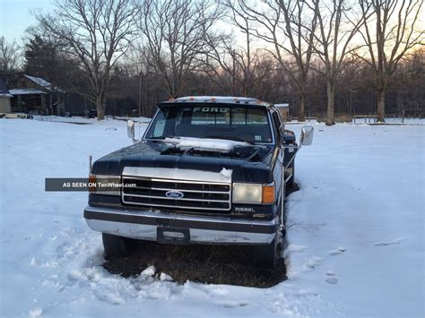 1990 ford f350 diesel 1990 ford f350 7 3 diesel spec