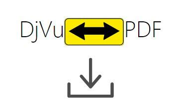 format djvu to pdf know how to convert djvu to pdf format in some steps