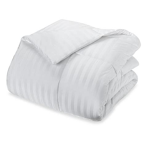bed bath and beyond down comforter real simple 174 down alternative comforter bed bath beyond