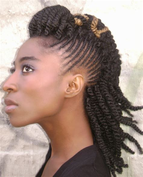 afro hairstyles with braids top 18 2014 africa america updo braids hairstyles gallery