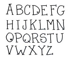 lettering font one artsy