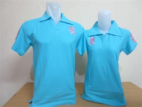Polo Polos Kaos Kerah Polos Biru Muda Polo Kerah Termurah T19 6 polo gior biru muda pusatkaoscoupleku