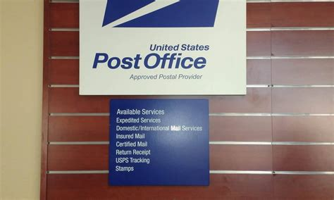 Post Offices Open On Saturday by Is The Post Office Open On Saturday Historic Mandarin