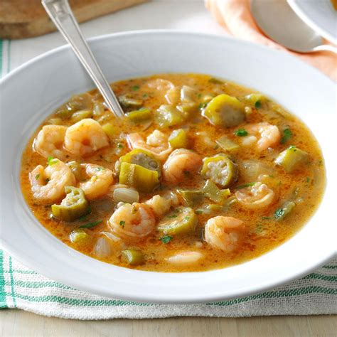 seafood gumbo recipe taste of home