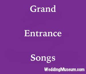 Wedding Entrance Song List by Best 20 Outdoor Wedding Entrance Ideas On