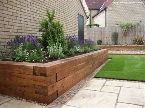 Garden Sleeper Ideas Sleeper Ideas For Garden Landscaping Gardening Ideas
