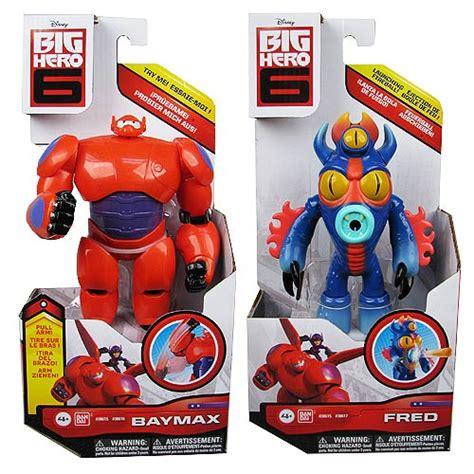 Big 6 Figure big 6 6 inch figure set bandai big 6