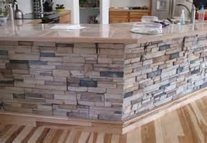kitchen island wall product reviews stack n tack tm stone veneer siding