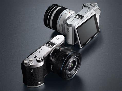 Kamera Samsung Mirrorless Nx300 samsung s nx300 mirrorless wi fi with 45mm 3d 2d lens
