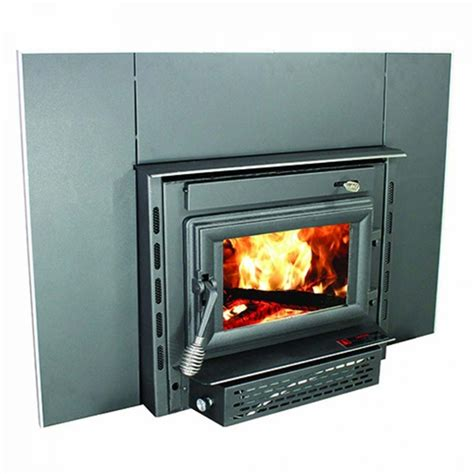 Wood Burning Stove Fireplace Insert Vogelzang Wood Burning Colonial Fireplace Insert With