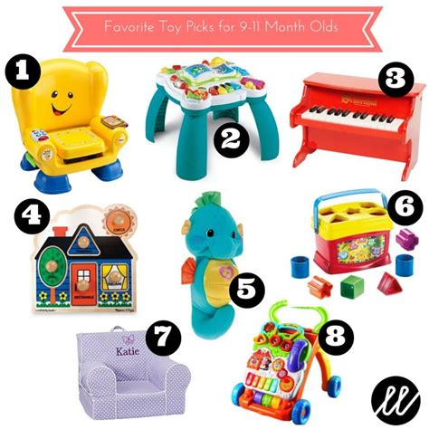 28 best christmas gifts for 9 month baby s first