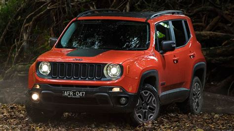 jeep hawk trail 2016 jeep renegade trailhawk review road test carsguide