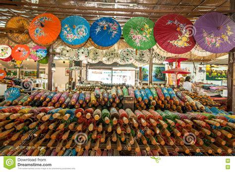 Handmade In Thailand - chiang mai thailand handmade umbrella process