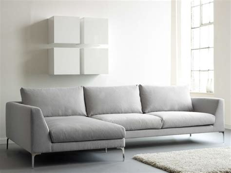 low lounge sofa modern chaise sofa with black wooden furniture white