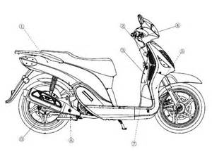 aprilia scarabeo 300ie parts diagram the scooter shop