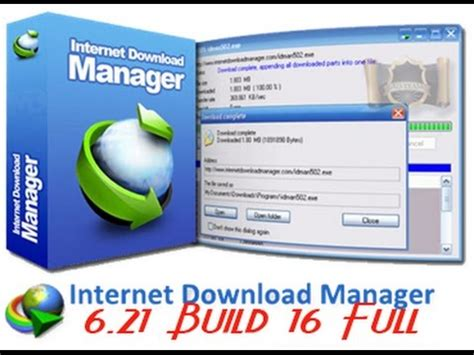 idm full version 6 21 build 16 internet download manager idm 6 21 build 16 full plus