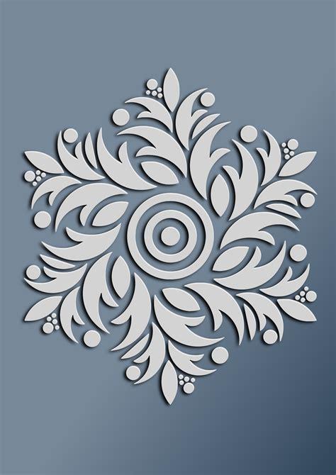 motif pattern design clipart floral motif 2