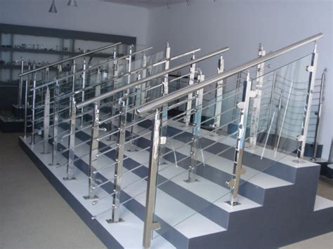 stainless steel banister handrail china handrail balustrade bathroom door handle glass hinge supplier guangzhou