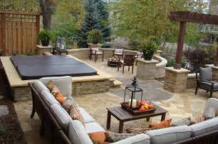 backyard retreat traditional patio minneapolis by superior lawn and landscape