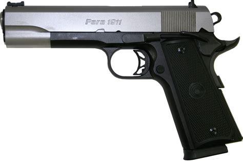 Closed Grip Bench Para Ordnance 1911 Expert Pistol 96770 45 Acp 5 In
