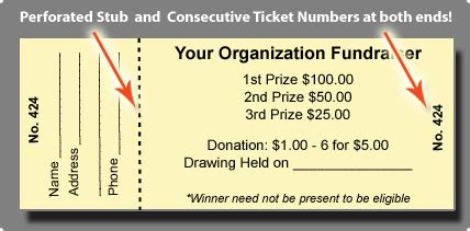 make your own printable raffle tickets free template raffle tickets
