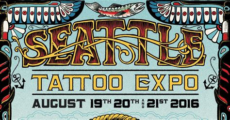 seattle tattoo expo seattle expo