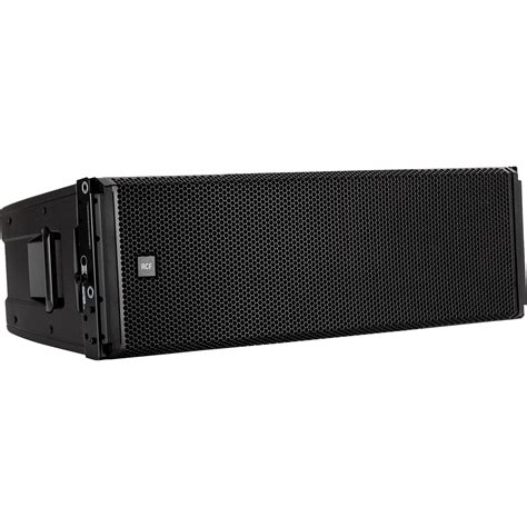 Speaker Line Array Rcf rcf hdl 50 a active 3 way line array speaker system hdl50 a b h