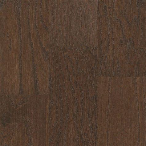 Shaw Engineered Hardwood Shaw Take Home Sle Macon Java Oak Engineered Hardwood Flooring 5 In X 7 In Sh 020022