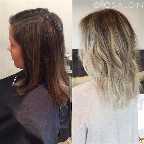 dorty blonde hair transformation from brown hair 25 best ideas about hair transformation on pinterest