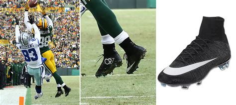 nfl football shoes nike cr7 steps out in nfl world soccer shop