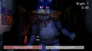 Bonnie in the office image fnaf the final night game indie db