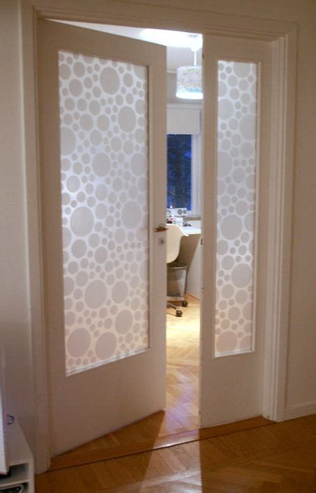 Pocket Doors With Frosted Glass I M Doing This With Giraffe Print Glass Pattern Frosted And A Pocket Door Instead Of A
