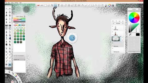 sketchbook pro v 6 0 introdu 231 227 o rapida ao autodesk sketchbook pro 6 0