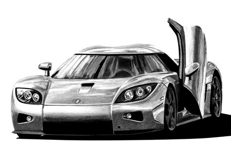 koenigsegg one drawing koenigsegg ccx by autodrawings on deviantart