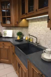 kitchen countertops pros cons of soapstone