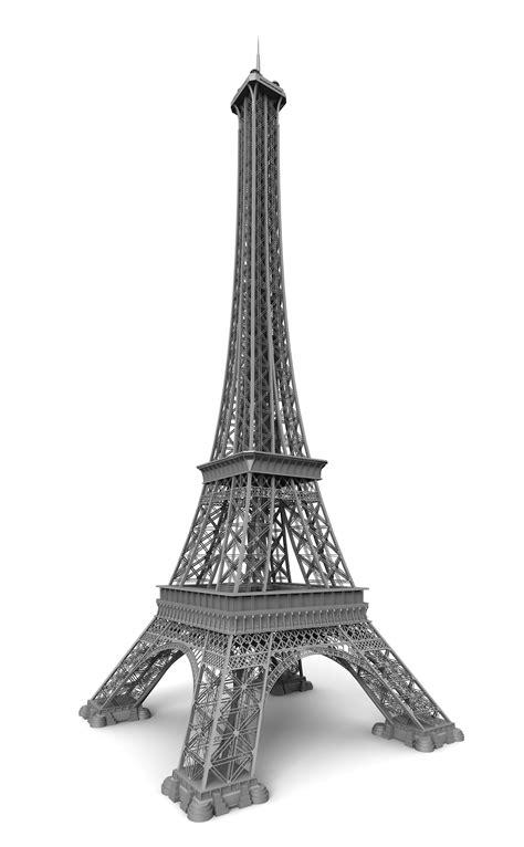 Eiffel In eiffel tower 3d model 3ds c4d dae skp cgtrader